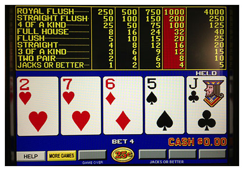 how_to_play_video_poker